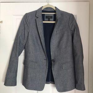J.Crew cotton Recency blazer - like new!